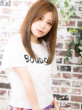 【Grous hair】ヌケ感が決め手のpureストレート☆|Grous hairのヘアスタイル