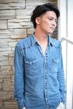 2ブロックハードに入れて、こなれた大人に。|ROOTS Yokoyama のメンズヘアスタイル