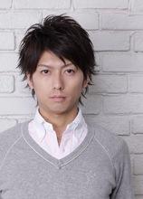 ビジネス対応ミディアムショート|ROOTS Yokoyama のメンズヘアスタイル