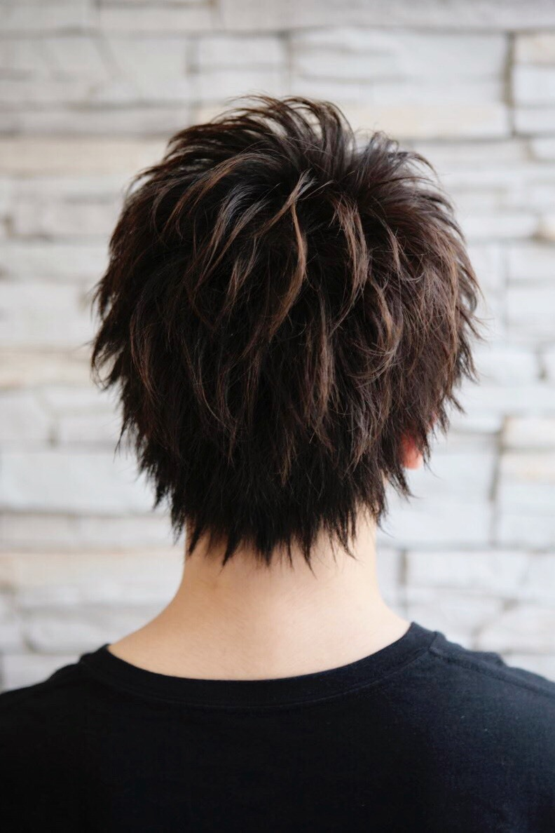 学生から社会人まで似合わせOK・メンズ髪型。