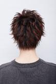 前髪をソフトアップにチェンジ 爽やかで男らしい最強のモテ髪