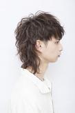 渋谷系おしゃれヘアをリードするワンランク上のマッシュウルフ