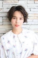 かっこかわいいハンサムショートで女らしさUP|ROOTS Hirano Tomomiのヘアスタイル