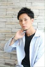 カジュアルベリーショートスタイルで好感度UP。|ROOTS Kato Takakoのメンズヘアスタイル