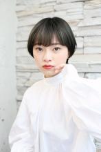 どこから見ても外国人風なショートカット|ROOTS Yokoyama のヘアスタイル