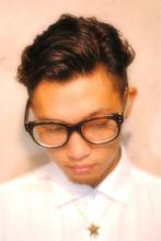 出来る男を演出・アイスバーグさん風7・3パート刈り上げ☆|Laissez 新松戸駅前店のメンズヘアスタイル