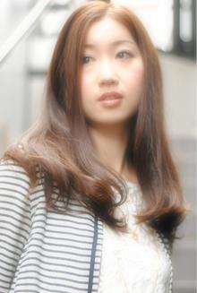 ママさん ちょっと お出かけスタイル|Laissez 新松戸duex店のヘアスタイル
