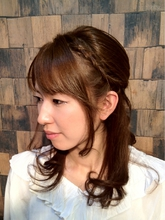 ビーチアレンジ|Laissez 新松戸duex店 高橋 慶介のヘアスタイル