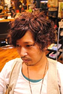 ソフトアフロパーム|Laissez 新松戸duex店のヘアスタイル