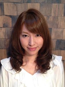 ユル巻きサマースタイル|Laissez 新松戸duex店のヘアスタイル