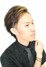 50's MIX Men's Style|Laissez 新松戸duex店 高橋 慶介のメンズヘアスタイル