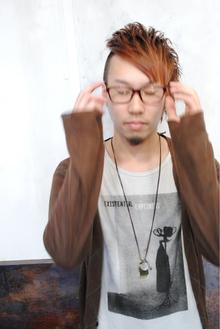 3代目 j soul風 ショート|Laissez 新松戸duex店のヘアスタイル