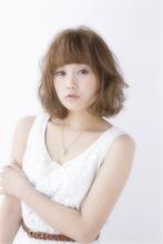 シャイニーボブ|IMAJINE 経堂店のヘアスタイル