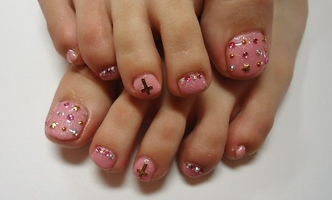 Foot Nail|ネイルスパ Sherryのネイル