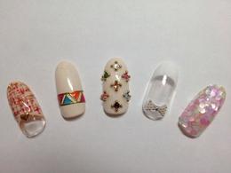 Nail gallery|ネイルスパ Sherryのネイル