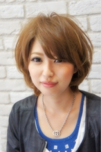 愛されショート☆|Hair House Luana  by NYNYのヘアスタイル