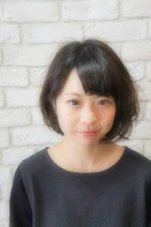 ショコラボブ☆|Hair House Luana  by NYNYのヘアスタイル