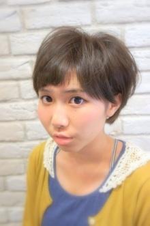耳かけショート&ショートバング☆|Hair House Luana  by NYNYのヘアスタイル