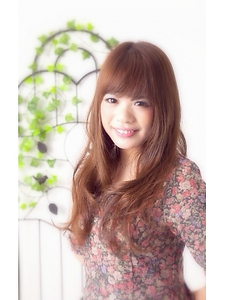 きれいめロング☆|Hair House Luana  by NYNYのヘアスタイル
