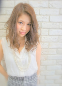 甘辛MIXセミデイ☆|Hair House Luana  by NYNYのヘアスタイル