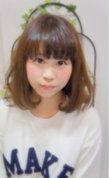 ゆるりっとボブ☆|Hair House Luana  by NYNYのヘアスタイル