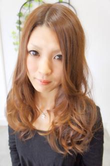 フェミニンロング☆|Hair House Luana  by NYNYのヘアスタイル