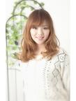 愛されセミディ☆|Hair House Luana  by NYNYのヘアスタイル