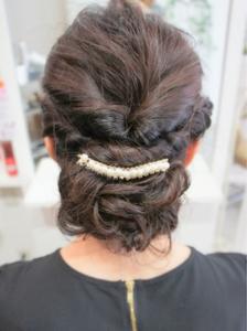 セレブアレンジ☆|Hair House Luana  by NYNYのヘアスタイル