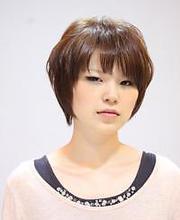 マッシュルーム風レイヤースタイル Arai Hair&Makeのヘアスタイル
