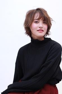 ジェンダーレスショート|Arai Hair&Makeのヘアスタイル