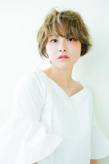 ハイトーンショート|Arai Hair&Makeのヘアスタイル
