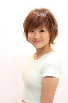 ガーリーショート|Arai Hair&Makeのヘアスタイル