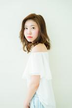切りぱっなしレイヤー|Arai Hair&Makeのヘアスタイル
