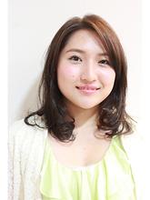 ナチュラルフェミニン|Arai Hair&Makeのヘアスタイル