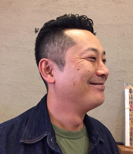 メンズ専門理容室インフィニィト 新長田/神戸市/長田区/