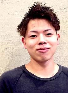 初めてのツイストパーマ|メンズ専門理容室インフィニィト 新長田/神戸市/長田区/のヘアスタイル
