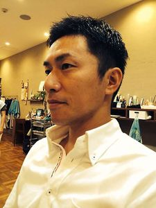 仕事がデキる男!|メンズ専門理容室インフィニィト 新長田/神戸市/長田区/のヘアスタイル