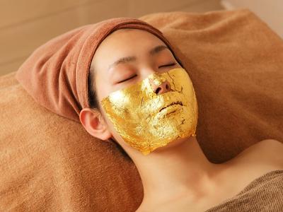 純金ゴールドフェイシャル|Pulito 上野店のヘアスタイル