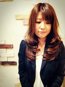 フルールミディヘア☆|Amie-enのヘアスタイル