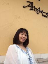 ツヤボブ|Amie-enのヘアスタイル