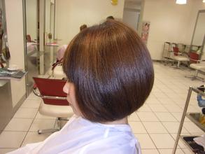 ジューシーボブ|学芸大学美容室 a(アップロード)のヘアスタイル
