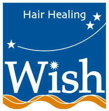 Hair Healing Wish  | ヘアヒーリング ウィッシュ  のロゴ