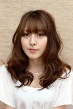 ゆるふわウェーブヘア|Hair Healing Wishのヘアスタイル