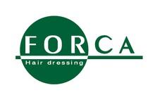 FORCA hair dressing  | フォルカ ヘア ドレッシング  のロゴ