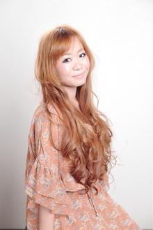 スーパーロングレイヤー|FORCA deux hairdressingのヘアスタイル