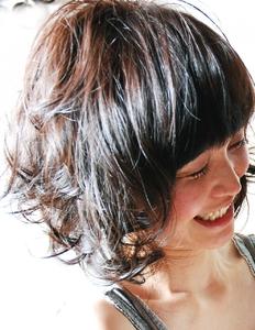 エアリーなショートボブスタイル|FORCA deux hairdressingのヘアスタイル