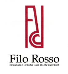 Filo Rosso  | アジアンリゾートヘアサロン フィローロッソ  のロゴ