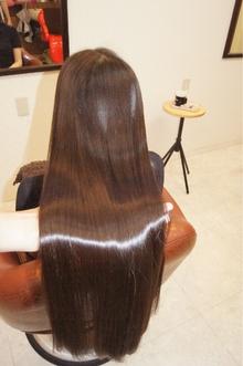 やわらかダークブラウン|M3D OSAKA GIONのヘアスタイル
