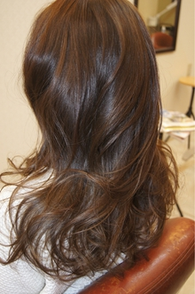 アッシュベージュ|M3D OSAKA GIONのヘアスタイル