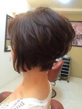 エアリーショートボブ|M3D OSAKA GIONのヘアスタイル
